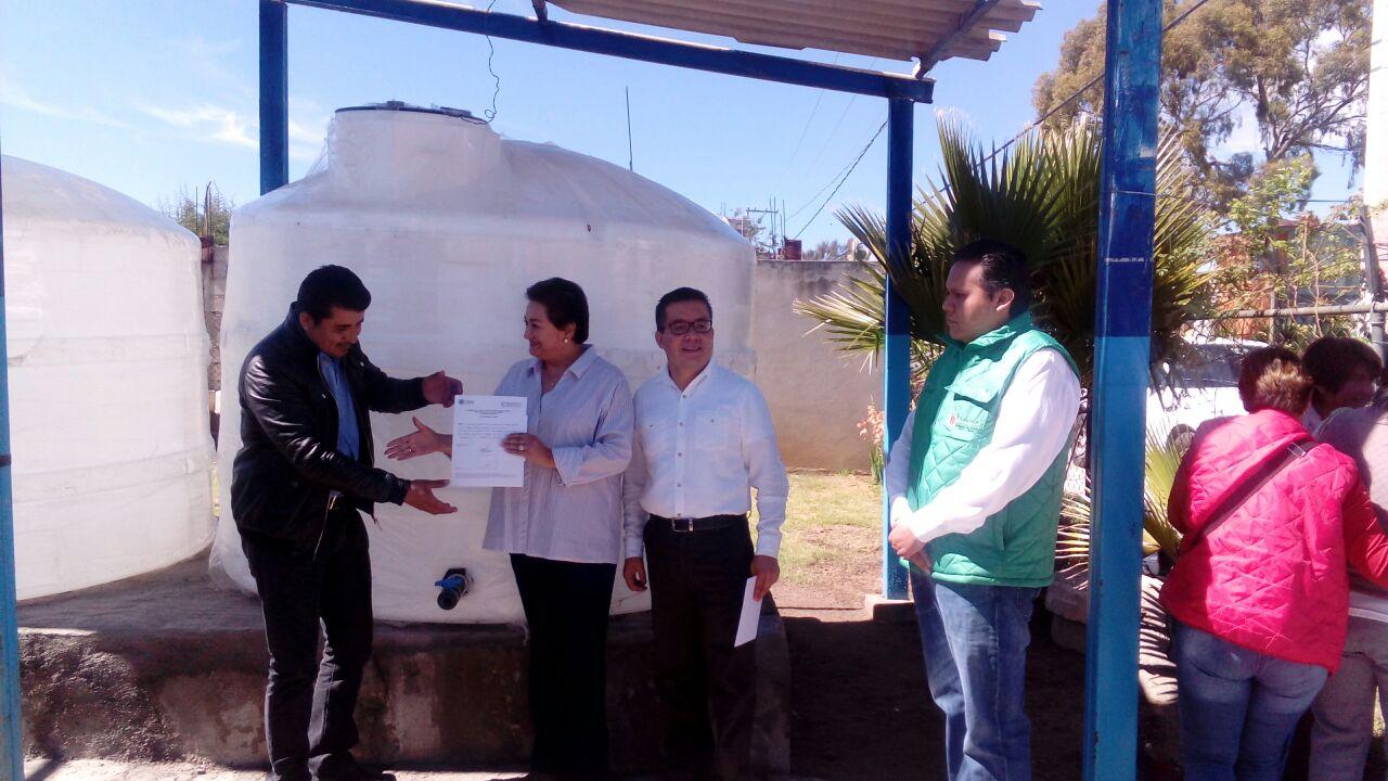 Abastece Coeprist de Hipoclorito de Sodio a 60 municipios