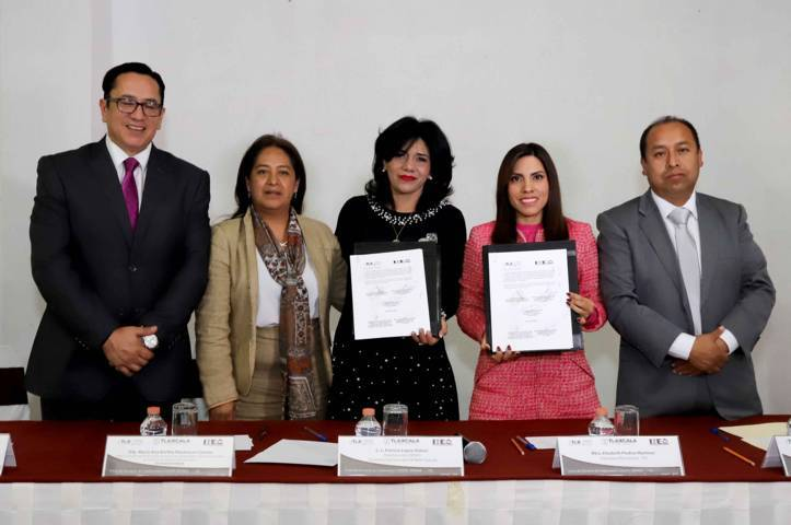 Colaborarán Coespo e ITE para garantizar derechos de niñas, niños y adolescentes