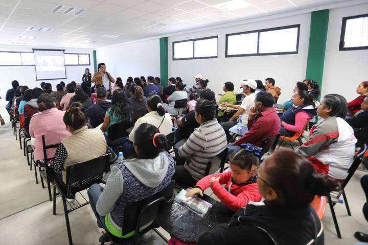 Brinda COESPO servicios de prevención de embarazo adolescente