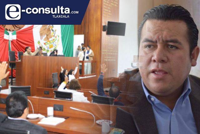 Vuelven a reprobar la cuenta pública de Tzompantepec; Rivera en dificultades