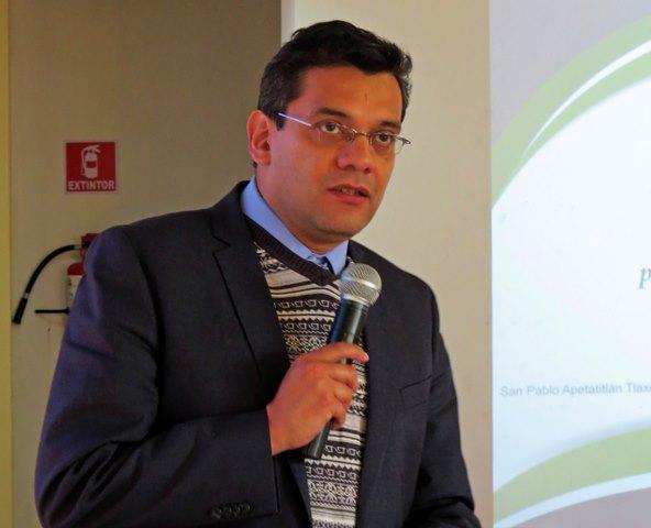 Invitan diputados a conferencias magistrales en el Colegio de Tlaxcala