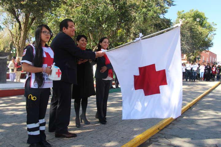 Ofrece Sánchez calidad en servicios de emergencia de Huamantla
