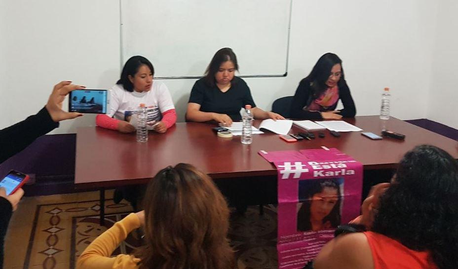 Anuncian nueva solicitud de Alerta de Género para Tlaxcala