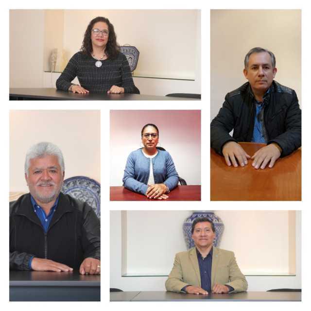 Realiza ejecutivo cinco nombramientos en SEPE-USET
