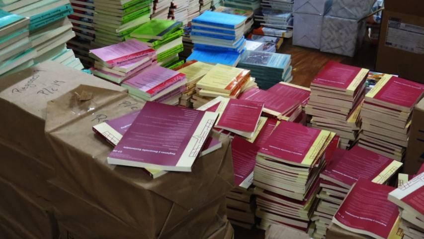 Inicia en Tlaxcala estrategia de donación de libros