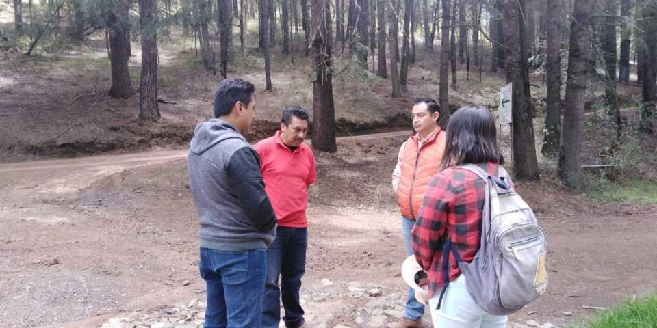 Investigan potencial de Nanacamilpa y Calpulalpan para el ecoturismo