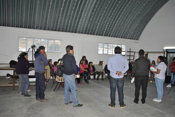 La Cañada cuenta con comité que atenderá el próximo Comedor Comunitario