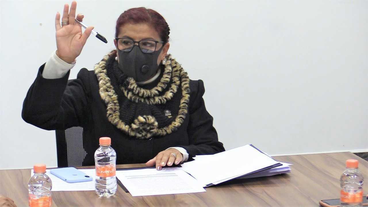 Se instala comisión especial del Congreso que evaluará a magistrada del TSJE