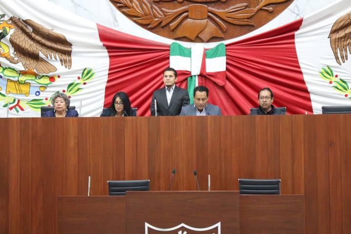 Da Congreso entrada a iniciativas presentadas por el ejecutivo local