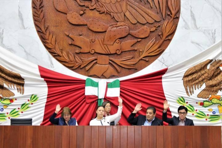 Nombra Congreso Del Estado a nuevo vocal de la junta de gobierno del ITIFE