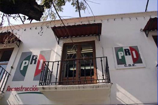 PRI adelantado en candidaturas locales
