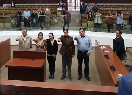 Nombra Congreso a integrantes del Comité del Sistema Anticorrupción