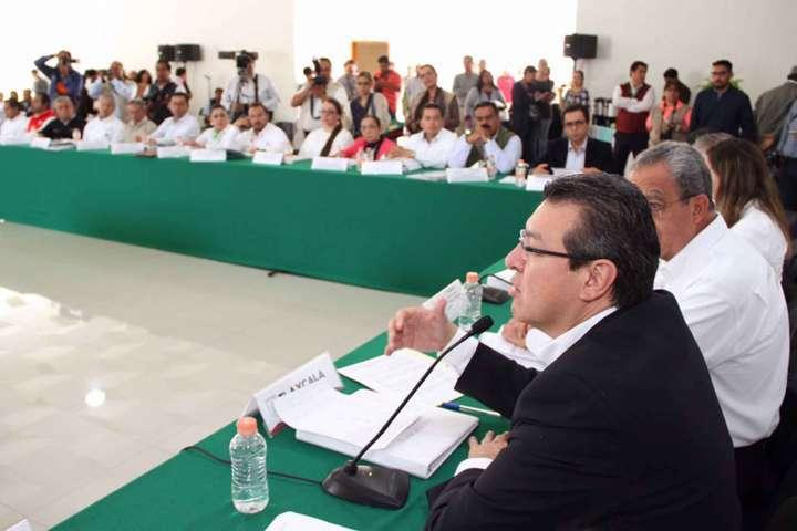 Instalan estrategia de combate a la pobreza en Tlaxcala
