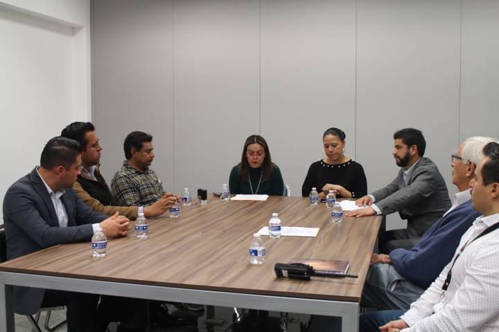 Recibe Congreso por parte del IAIP-TLAX, iniciativa de ley de archivos para el estado de tlaxcala