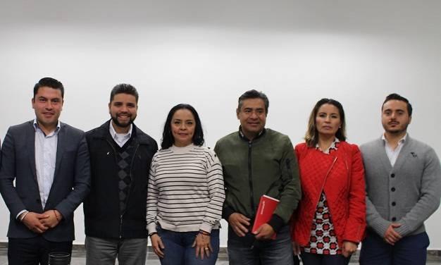 Designan nuevo presidente del Comité Técnico de Archivos del Congreso