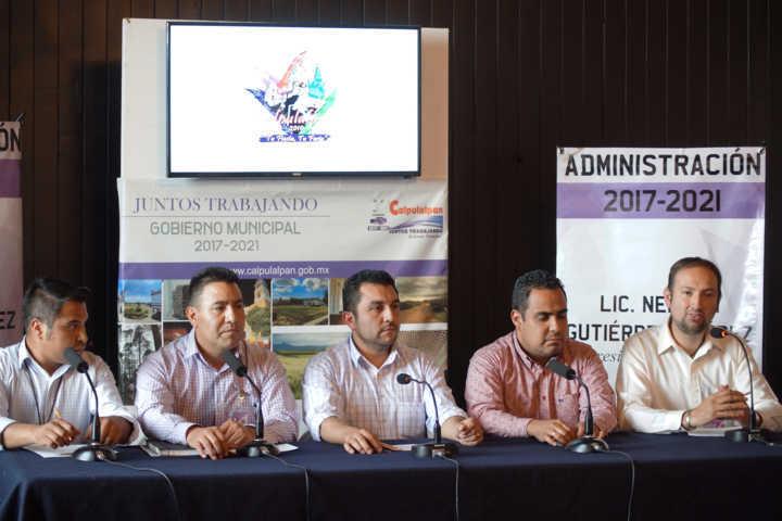 La Feria de Calpulalpan 2019 llegará del 1 al 16 de junio: alcalde