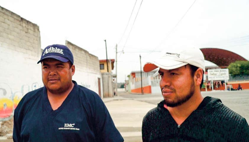 """No hubo ningún robo de 10 mil pesos"": Presidente de San Marcos"