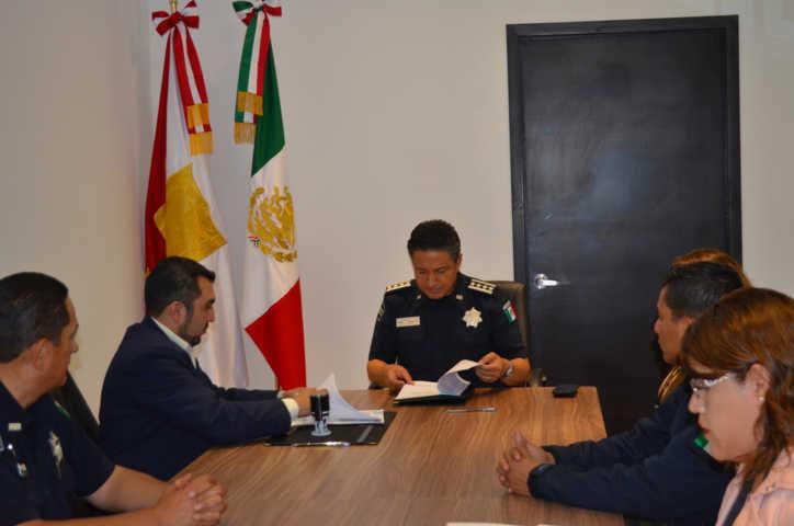 Policía estatal contara con instalaciones asignadas por el Ayuntamiento: alcalde