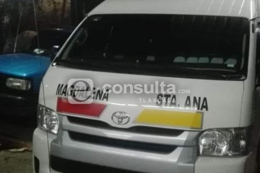 Incontrolable la delincuencia en Tlaltelulco, transportista víctima de asalto