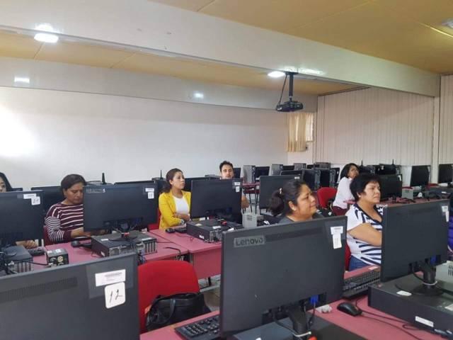 """Invita comuna capitalina a curso """"Computación para Mujeres"""""""