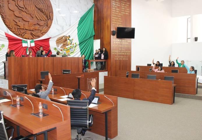 Desecha Congreso petición de revocación de mandato de autoridades de Tzompantepec