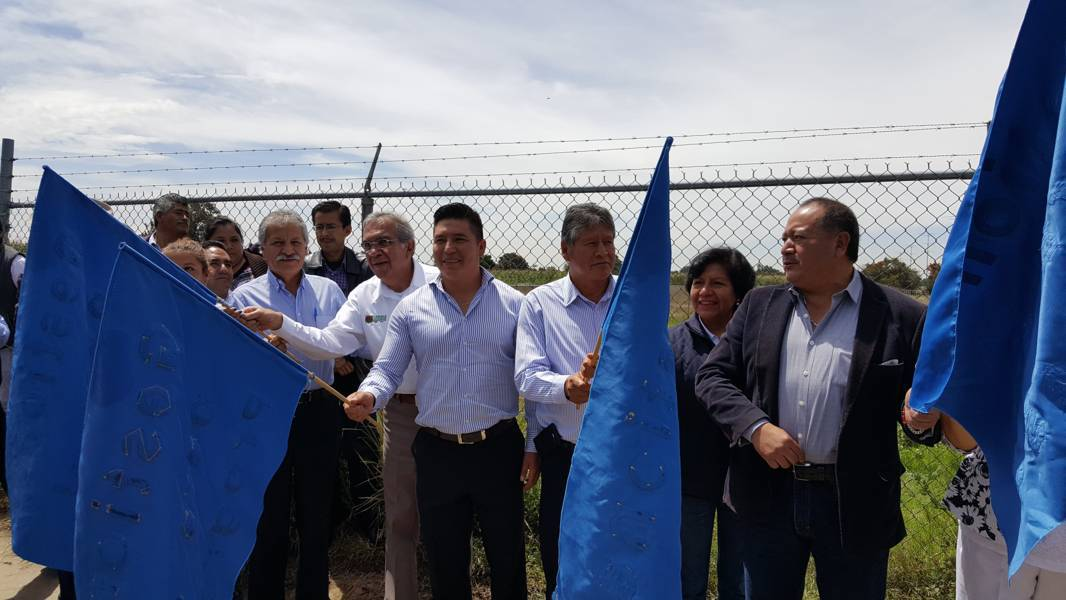 Construirán colector de aguas residuales intermunicipal