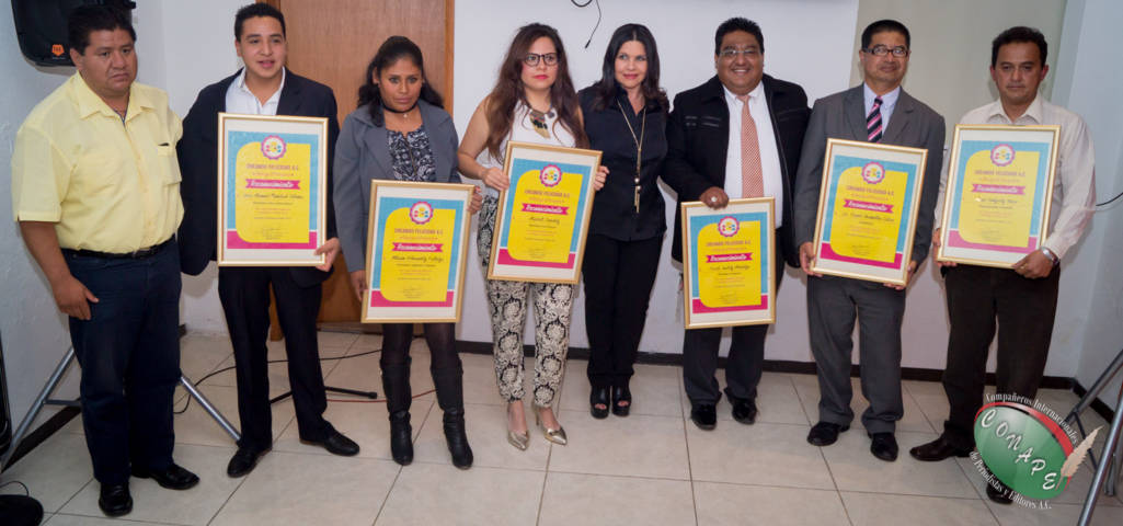 CONAPE celebra el 1er aniversario de UPTEX