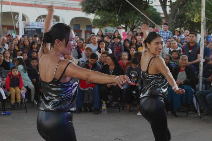 Bailando por una Causa llego a Calpulalpan ayudar a los más necesitados