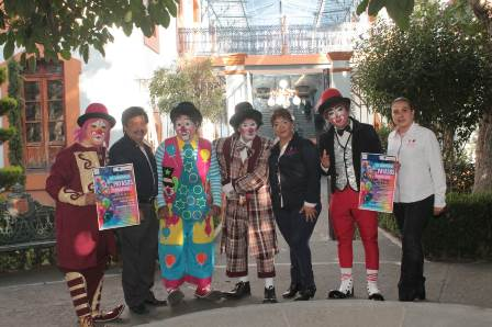 "Invitan a primer ""Concurso de payasos Tlaxcala 2018"" en la capital"