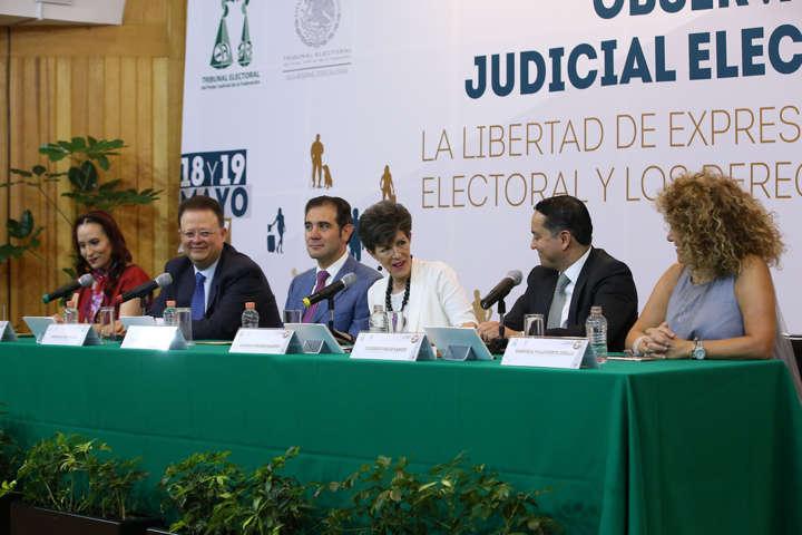 Participa TET en 3er Observatorio Judicial Electoral; surge condena contra violencia a periodistas