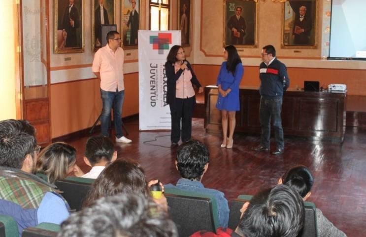"""Dictan en comuna de Tlaxcala conferencia """"Prevención de la Violencia de Género"""""""