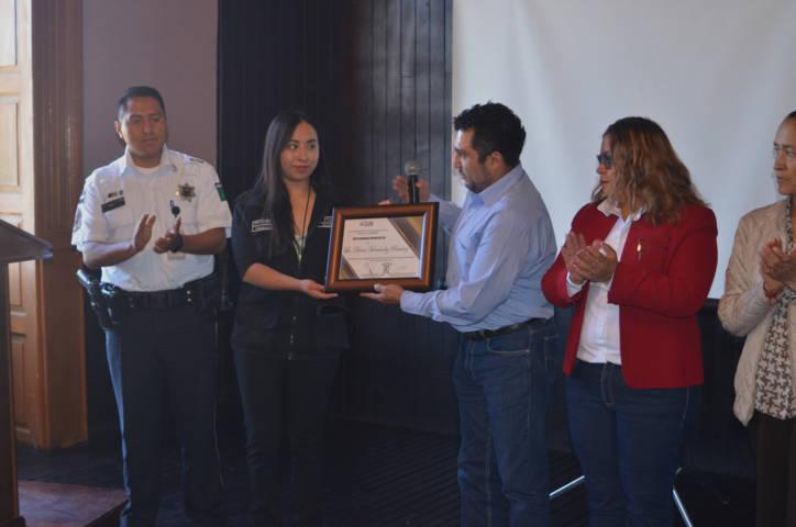 Capacitan a Servidores Públicos sobre prevención del delito