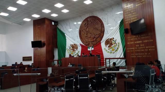 El Meón y Garrido dejan coordinación de bancadas del PRD y PEST
