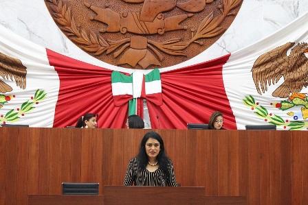 Presentan diputadas locales reformas en materia político electoral