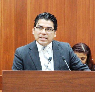 Garrido va por más en materia legislativa