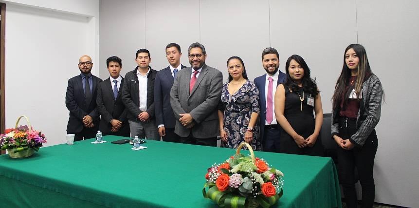 Comienza la UAT y el Congreso de Tlaxcala trabajos de vinculación