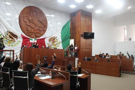 Diputados locales autorizan distribución de recursos excedentes