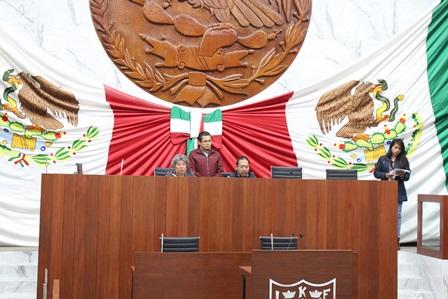 Comisión Permanente no toma protesta a diputados suplentes