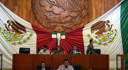 Analizan diputados comparecencia del director de Protección Civil
