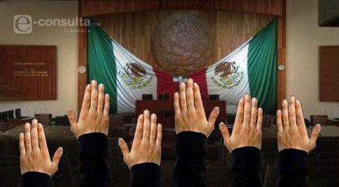 Congreso Local empantanado por disputa en Ixtenco