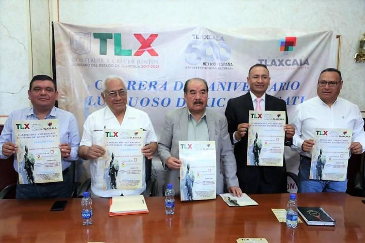 Presentan en la capital programa conmemorativo de Xicohténcatl Axayacatzin