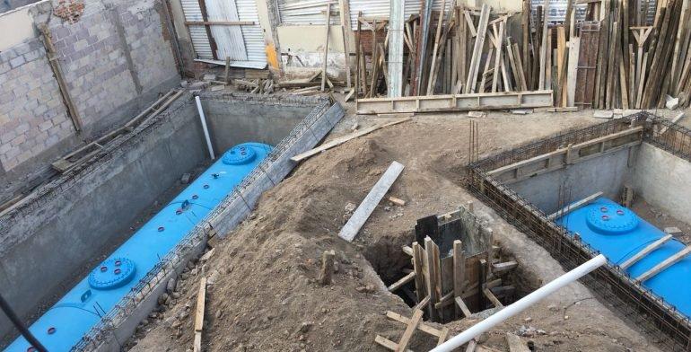 Exigen vecinos frenar construcción de una gasolinera en Chiautempan
