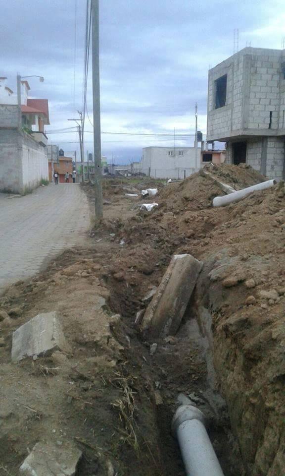 Constructora de influyentes opera en la capital del estado