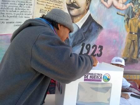 Hay interés por participar en consulta ciudadana en Tlaxcala