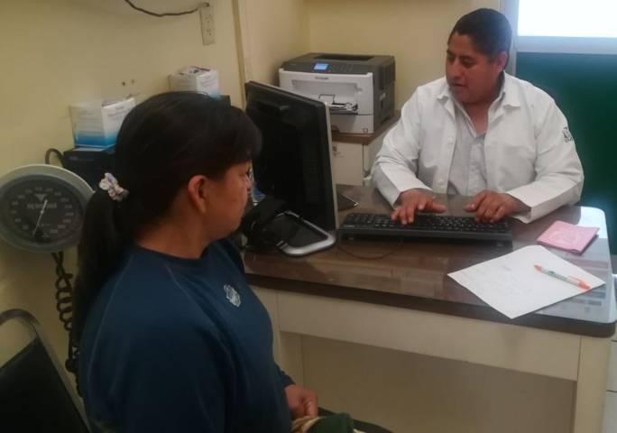 IMSS Tlaxcala exhorta a la población a cuidar su salud, acudiendo a chequeo y consulta