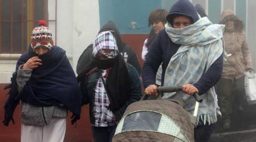 Continuará el ambiente frío en Tlaxcala