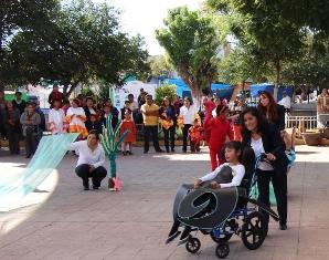 """Celebran en Contla """"Día Internacional de las Personas con Discapacidad"""""""