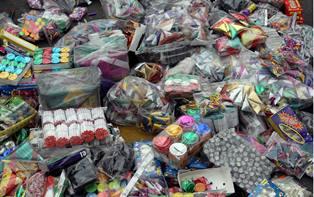 Llaman en Contla a evitar el consumo de pirotecnia