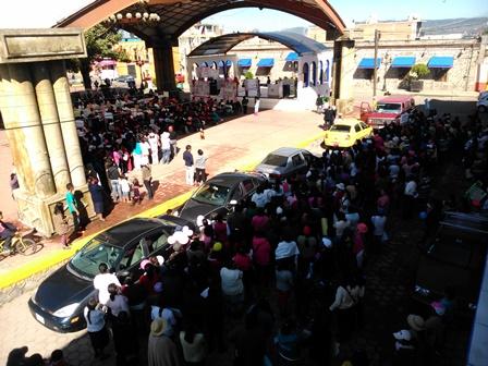 Realizan Feria de la Salud en Contla