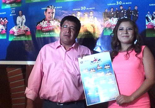 Presenta programa de Feria Contla 2015